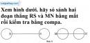 Bài 39 trang 131 SBT toán 6 tập 1