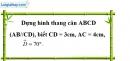 Bài 48 trang 85 SBT toán 8 tập 1