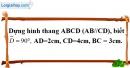 Bài 49 trang 86 SBT toán 8 tập 1