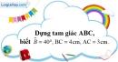Bài 51 trang 86 SBT toán 8 tập 1