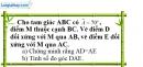Bài 60 trang 86 SBT toán 8 tập 1
