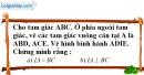 Bài 88 trang 90 SBT toán 8 tập 1