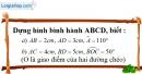 Bài 89 trang 91 SBT toán 8 tập 1