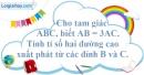 Bài 30 trang 160 SBT toán 8 tập 1