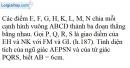 Bài 31 trang 160 SBT toán 8 tập 1