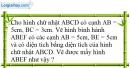 Bài 34 trang 161 SBT toán 8 tập 1