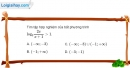 Bài 2.64 trang 132 SBT giải tích 12