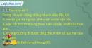 Bài 3.1 trang 11 SBT Vật lí 10