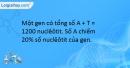 Giải bài 9 trang 40 SBT Sinh học 9