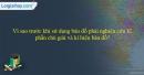 Câu 5 trang 8 SBT địa 10
