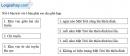 Câu 2 trang 18 SBT địa 10