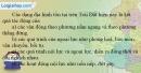 Giải câu 6 trang 28 SBT địa 10