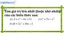 Bài 59 trang 14 SBT toán 8 tập 1