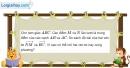 Bài 1.4 trang 10 SBT hình học 10