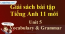 Vocabulary & Grammar - trang 35 Unit 5 SBT Tiếng anh 11 mới