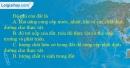 Câu 2 trang 47 SBT địa 10