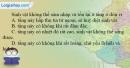 Câu 3 trang 49 SBT địa 10