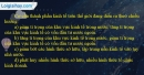 Câu 6 trang 73 SBT địa 10