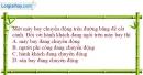 Bài 1.10 trang 4 SBT Vật lí 8