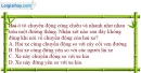 Bài 1.15 trang 5 SBT Vật lí 8