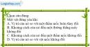 Bài 1.16 trang 5 SBT Vật lí 8