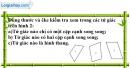 Bài 13 trang 81 SBT toán 8 tập 1