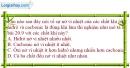Bài 20.10 trang 65 SBT Vật lí 6