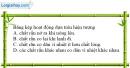 Bài 21.7 trang 67 SBT Vật lí 6