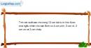 Bài 2.59 trang 86 SBT đại số và giải tích 11