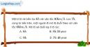Bài 2.9 trang 7 SBT Vật lí 7