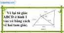 Bài 3 trang 80 SBT toán 8 tập 1