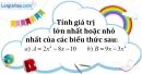 Bài I.5 phần bài tập bổ sung trang 15 SBT toán 8 tập 1