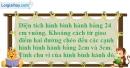Bài 38 trang 162 SBT toán 8 tập 1