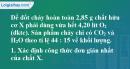 Bài 21.4 trang 30 SBT hóa học 11