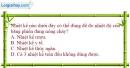 Bài 22.1 trang 69 SBT Vật lí 6