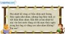 Bài 22.4 trang 69 SBT Vật lí 6