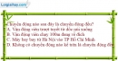 Bài 3.8 trang 10 SBT Vật lí 8
