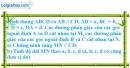 Bài 43 trang 85 SBT toán 8 tập 1