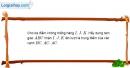 Bài 1.14 trang 21 SBT hình học 11