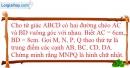 Bài 5.2 phần bài tập bổ sung trang 163 SBT toán 8 tập 1