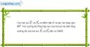Bài 1.18 trang 21 SBT hình học 10