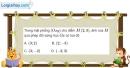 Bài 1.54 trang 39 SBT hình học 11