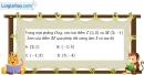 Bài 1.59 trang 40 SBT hình học 11