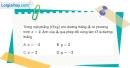 Bài 1.60 trang 40 SBT hình học 11