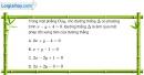 Bài 1.62 trang 40 SBT hình học 11