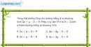 Bài 1.75 trang 42 SBT hình học 11