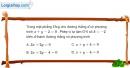 Bài 1.76 trang 42 SBT hình học 11