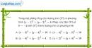 Bài 1.77 trang 42 SBT hình học 11