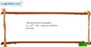 Bài 2.20 trang 41 SBT đại số 10
