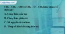 Bài 22.4, 22.5, 22.6 trang 31 SBT hóa học 11